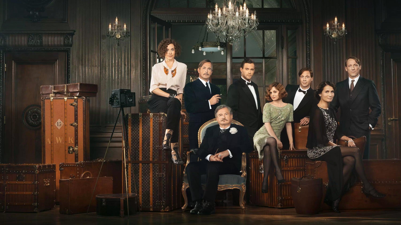 Hotel Adlon: A Family Saga