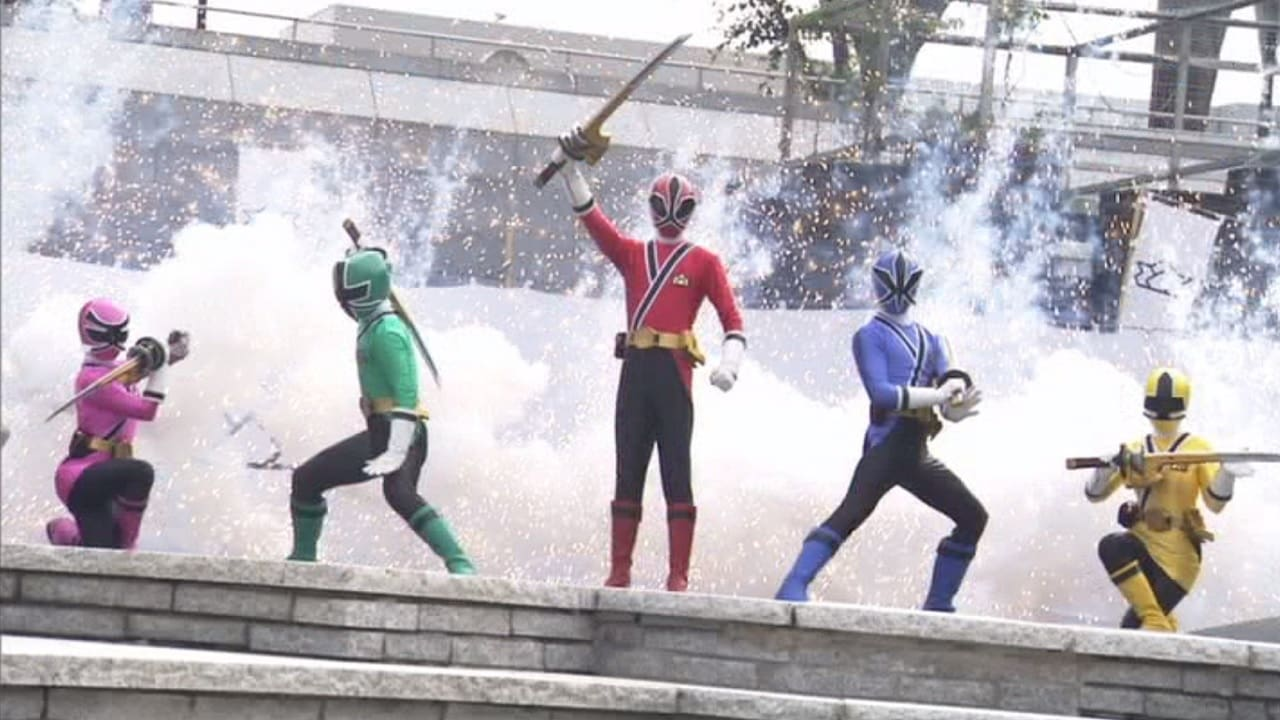 Kamen Rider Season 19 :Episode 24  The Samurai Sentai Appear