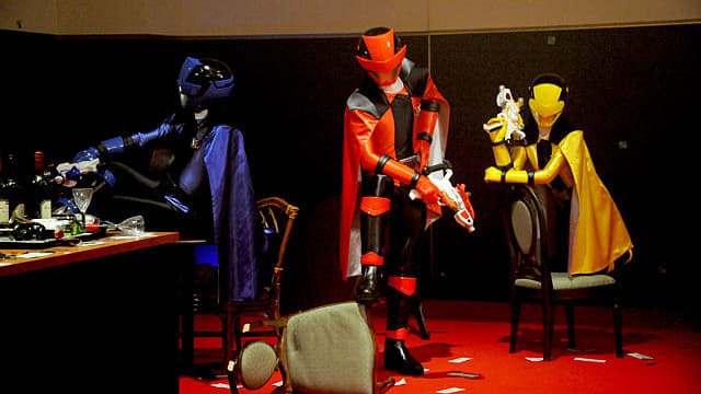 Super Sentai Season 42 :Episode 1  Phantom Thieves Who Stir Up a Storm
