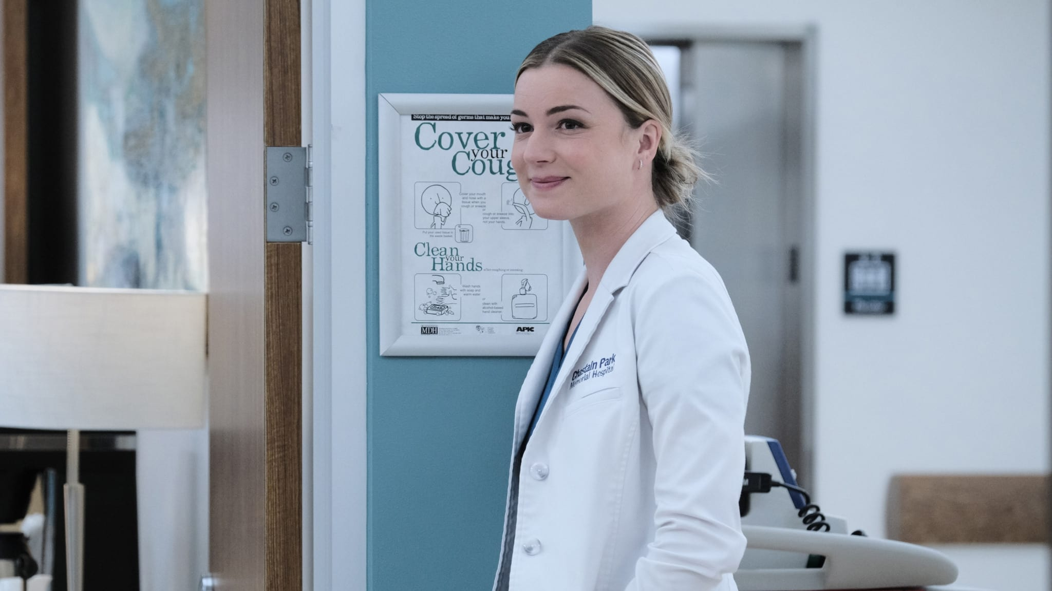 The Resident Season 4 :Episode 4  Moving on and Mother Hens