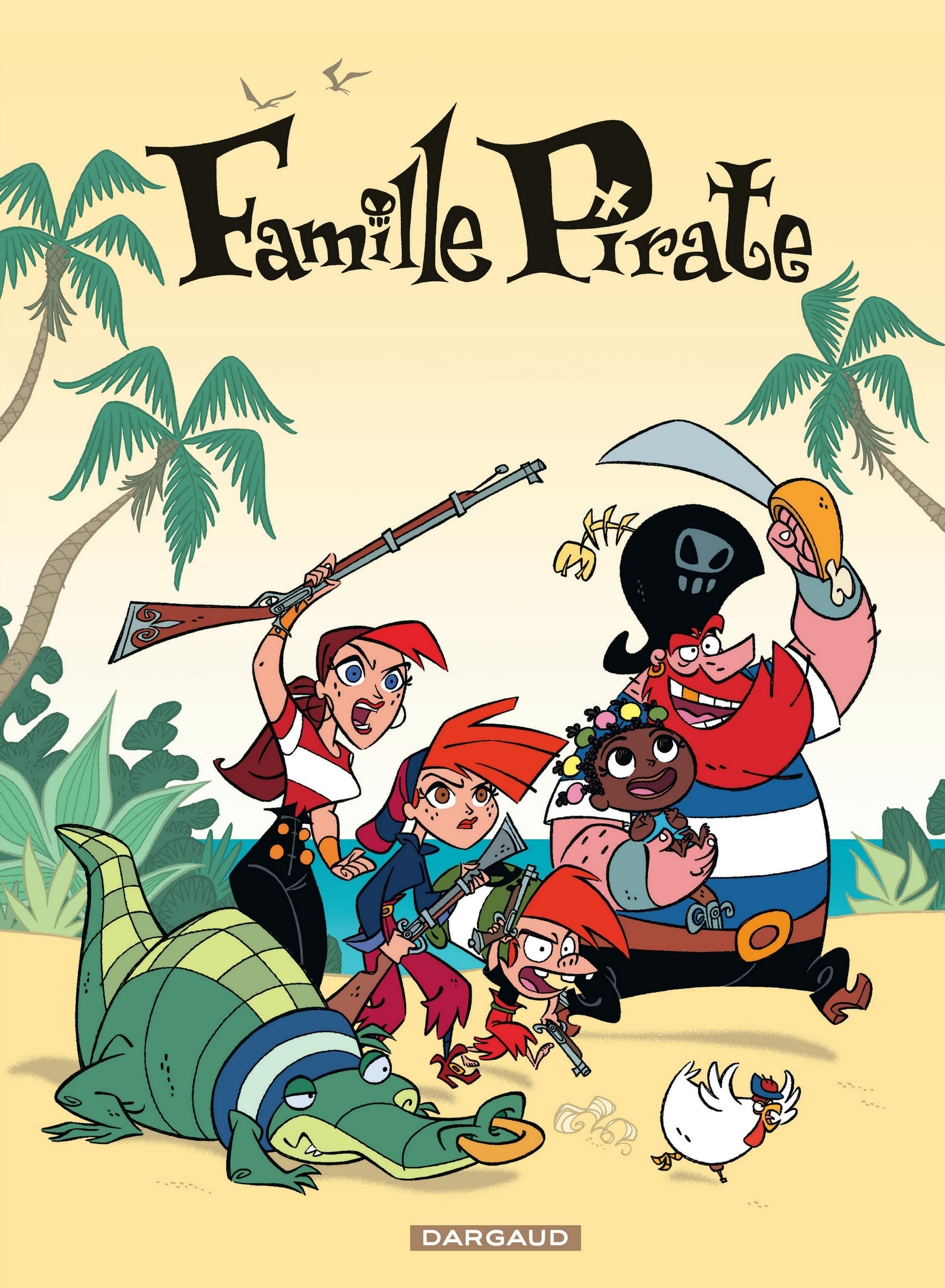 Famille Pirate (1999)