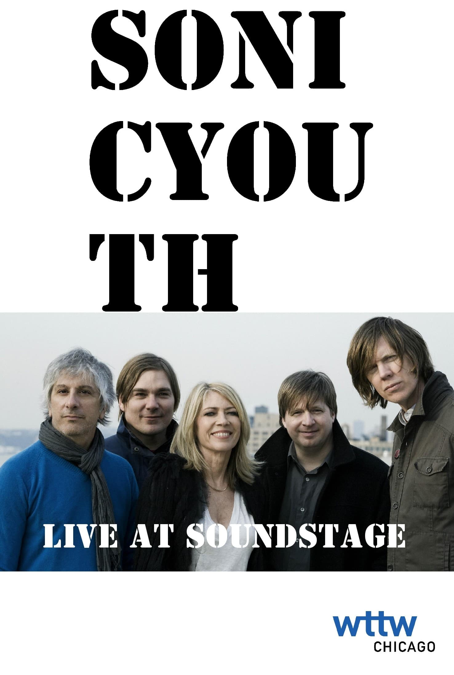watch Sonic Youth: Live at Soundstage 2003 online free