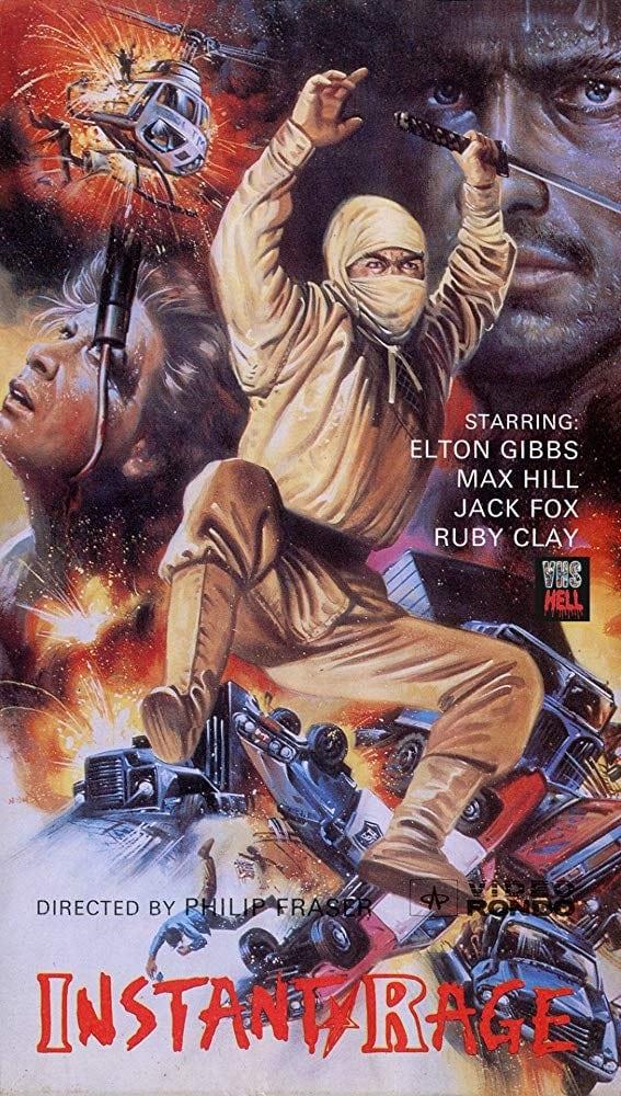 Instant Rage (1989)