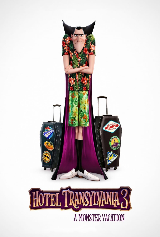 Hotel Transilvânia 3: Férias Monstruosas – Dublado (2018)