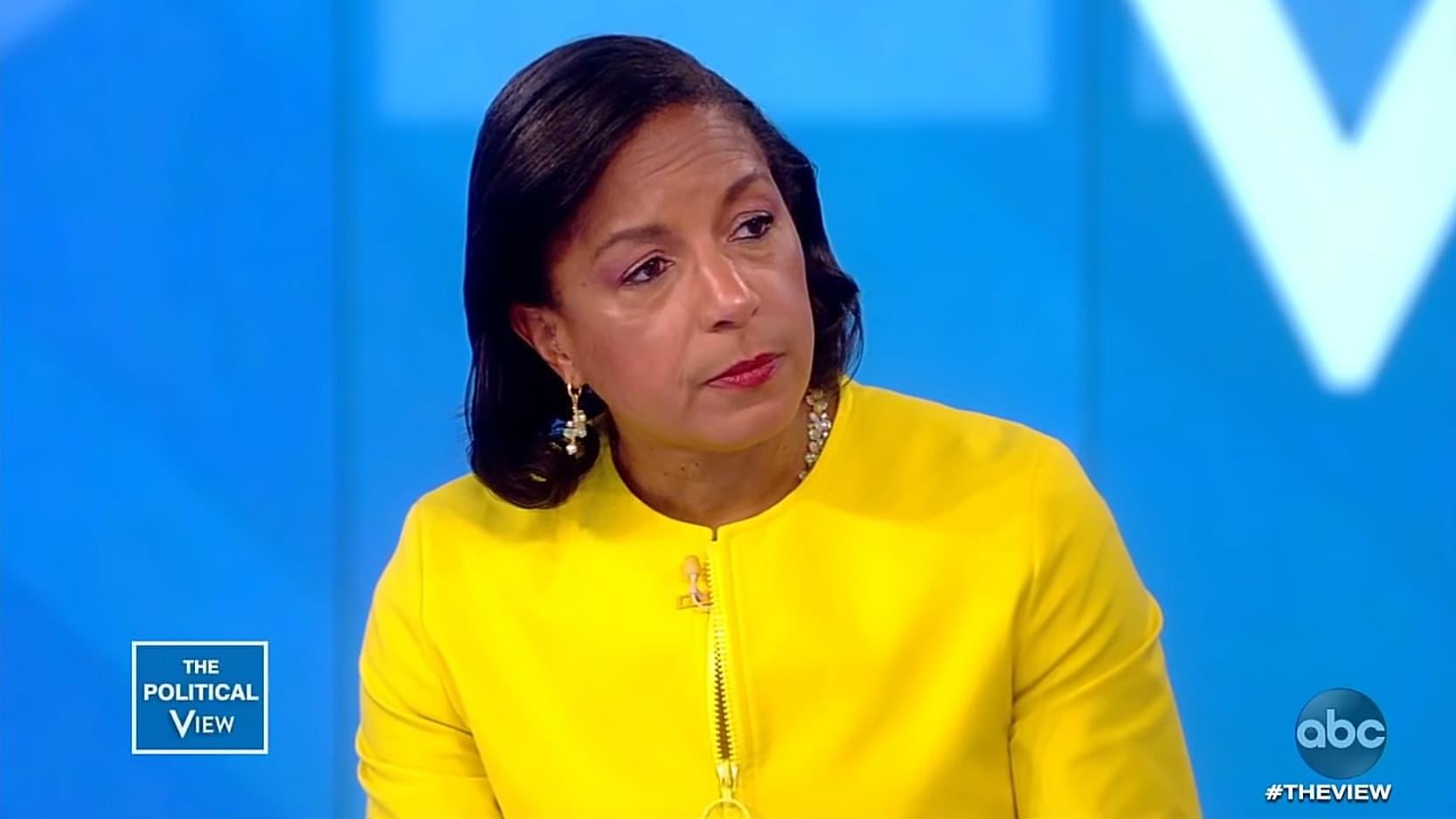 The View Season 23 :Episode 27  Susan Rice