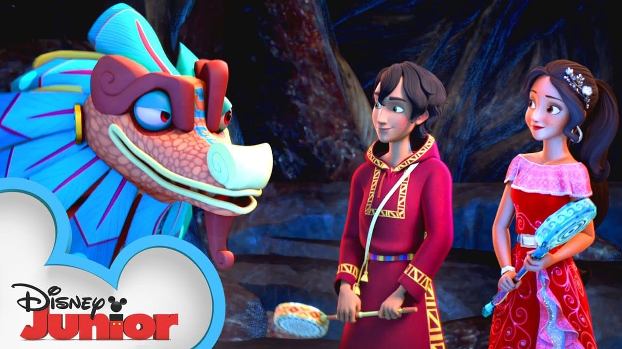 Elena of Avalor Season 0 :Episode 17  Discovering the Magic Within: Spring Cleaning
