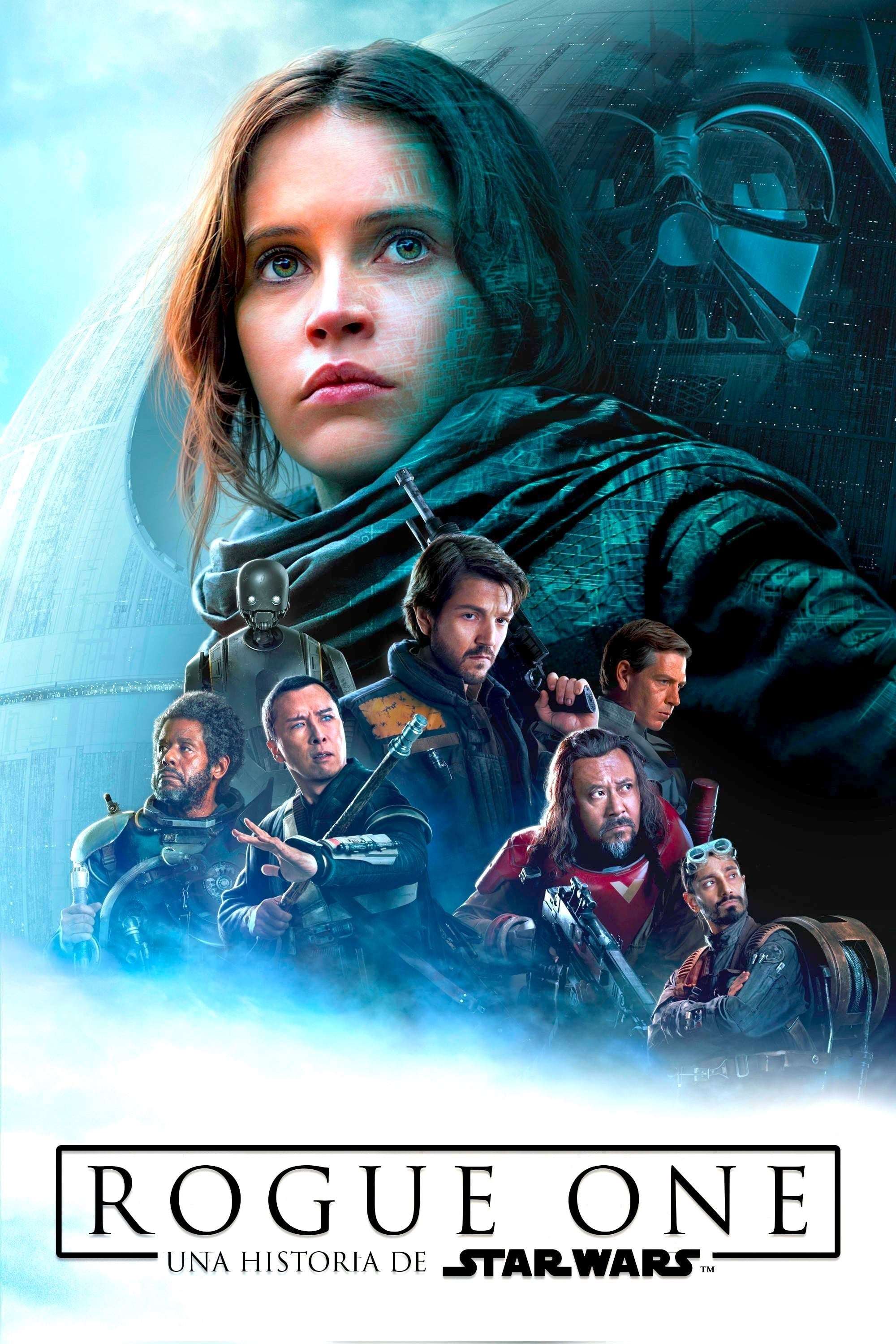 Poster and image movie Film Rogue One: O poveste Star Wars - Rogue One: O poveste Star Wars - Rogue One: A Star Wars Story - Rogue One -  2016