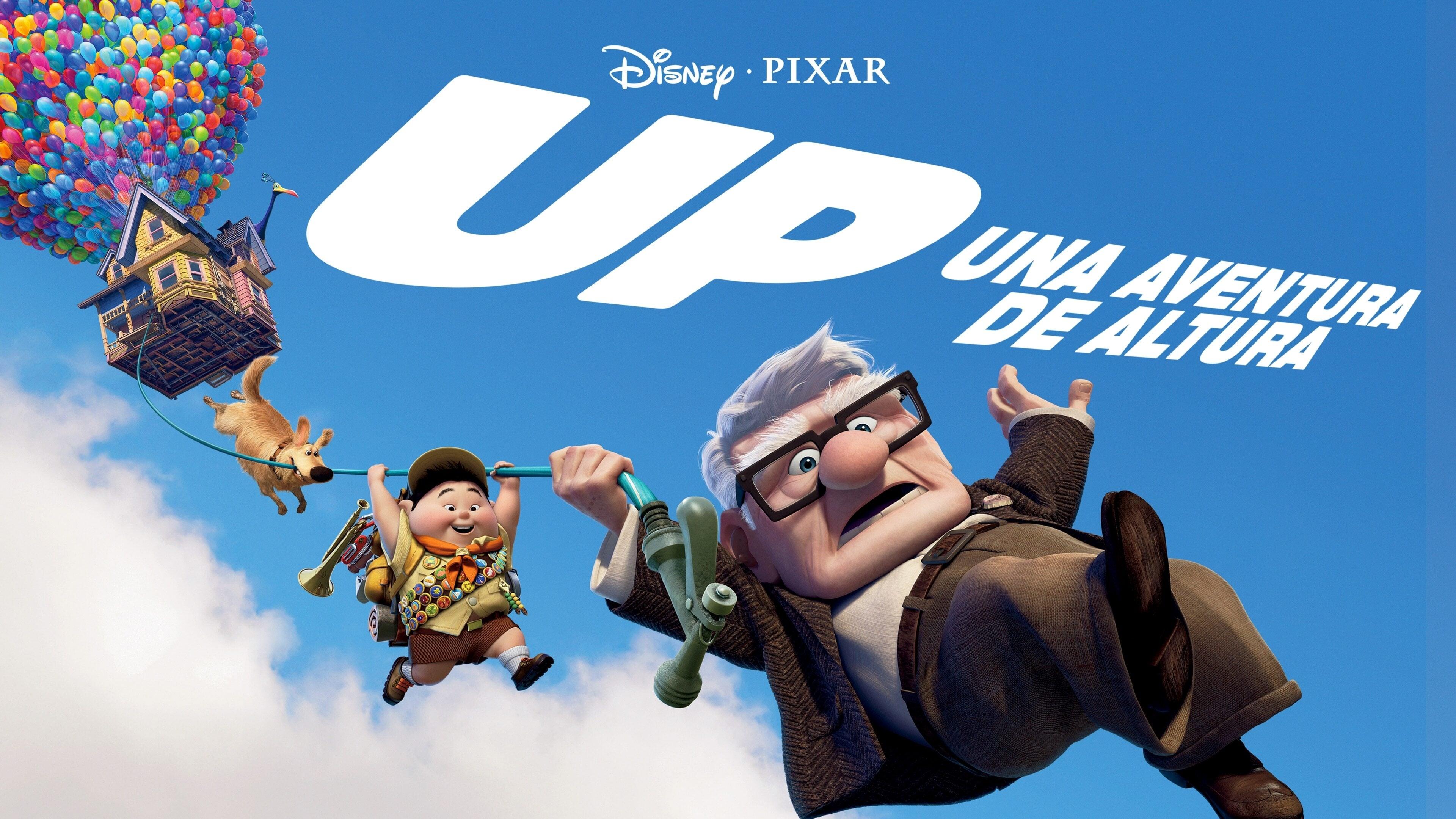 Up: Una aventura de altura