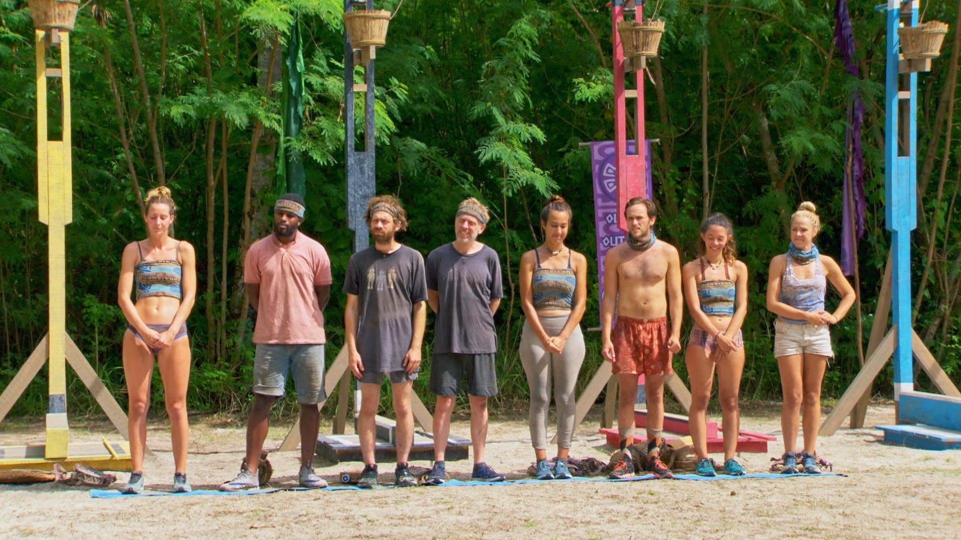 Survivor Season 37 :Episode 12  So Smart They're Dumb