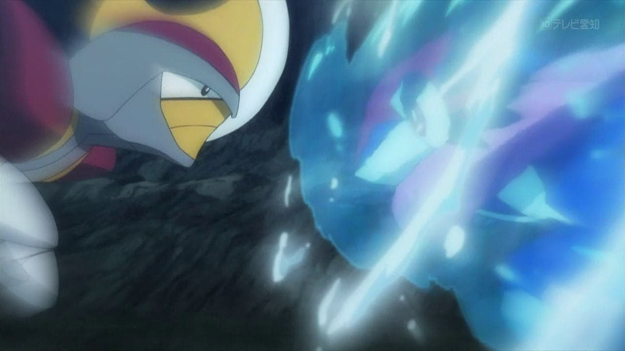Pokémon Season 19 :Episode 7  A Festival of Decisions!