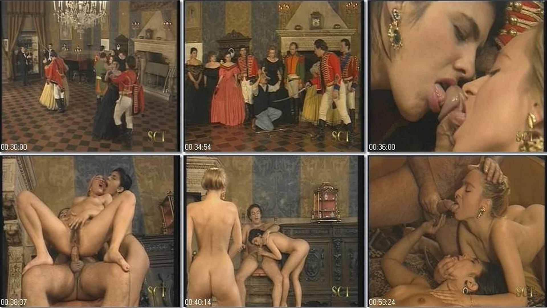 Порно фильм оргии древнего рима