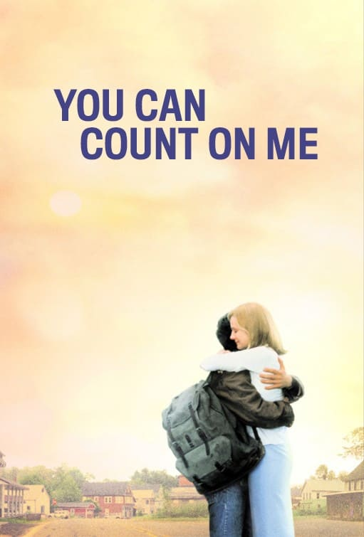 You Can Count on Me