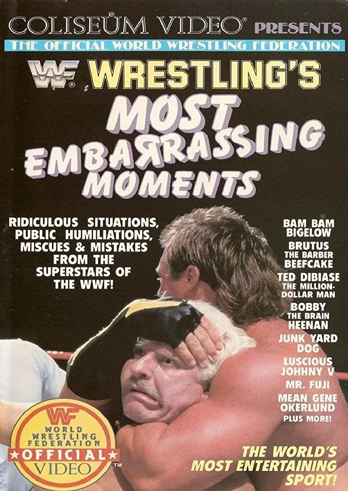 Ver Wrestling's Most Embarrassing Moments Online HD Español (1987)