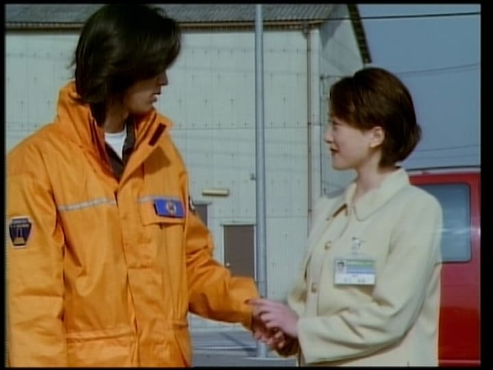 Super Sentai Season 23 :Episode 7  The Beautiful Psyma's Trap