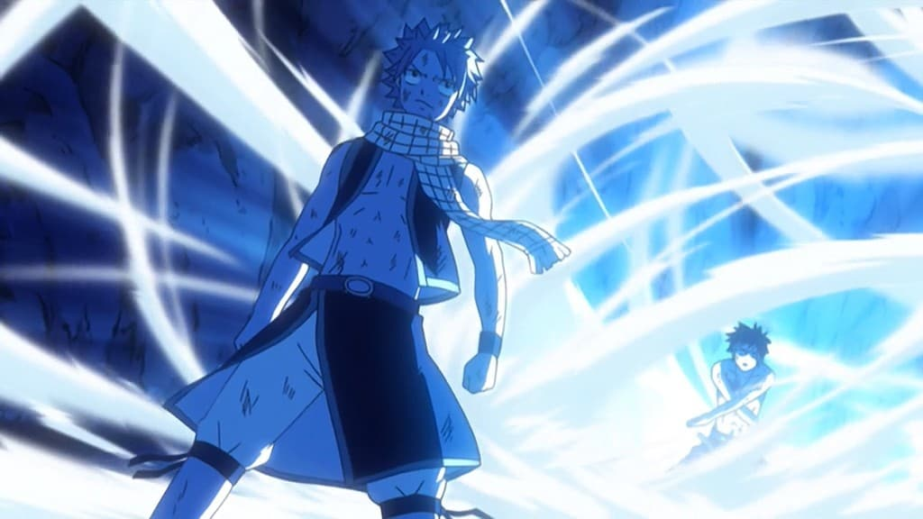 Fairy Tail Season 1 :Episode 17  Burst
