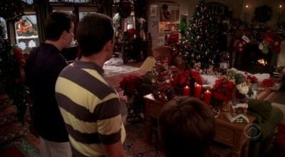 Two and a Half Men Season 3 :Episode 11  Santas Dorf der Verdammten