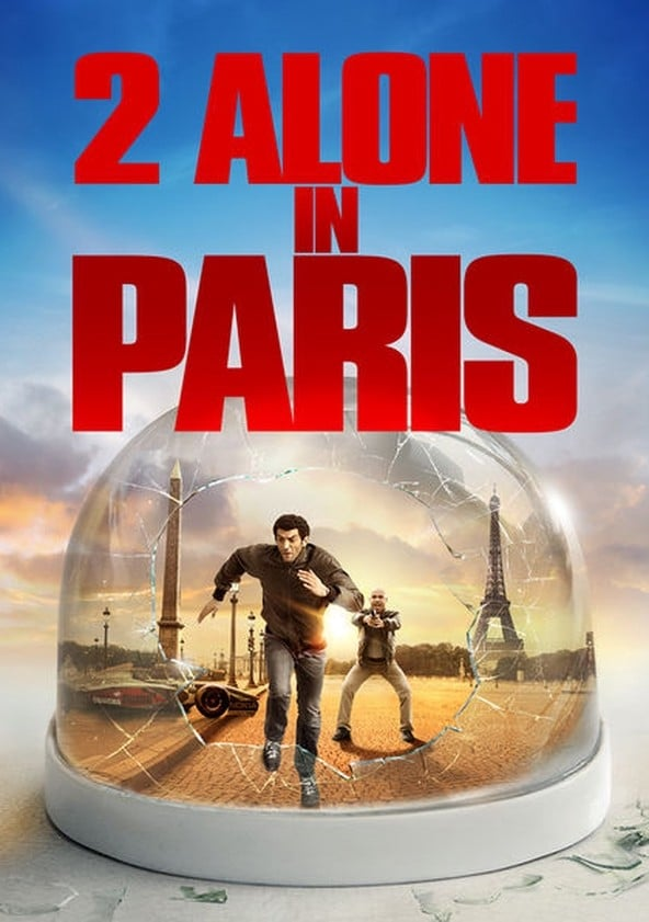 2 Alone in Paris (2008) - Posters — The Movie Database (TMDb)