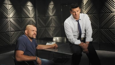 Bones Season 9 :Episode 5  The Lady on the List