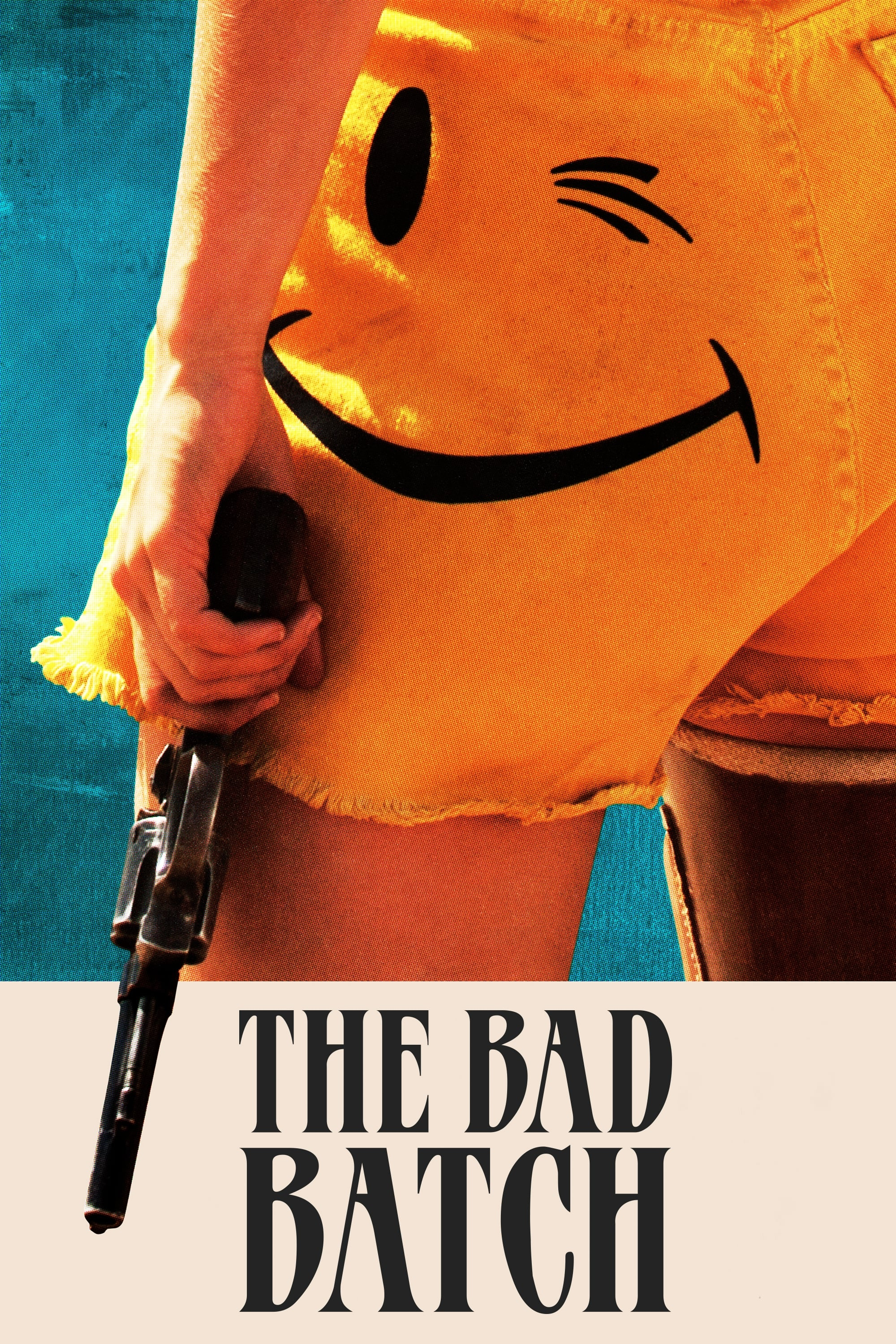Póster The Bad Batch