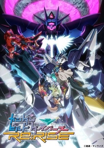 Gundam Build Divers Re:RISE 2nd Season (Sub)
