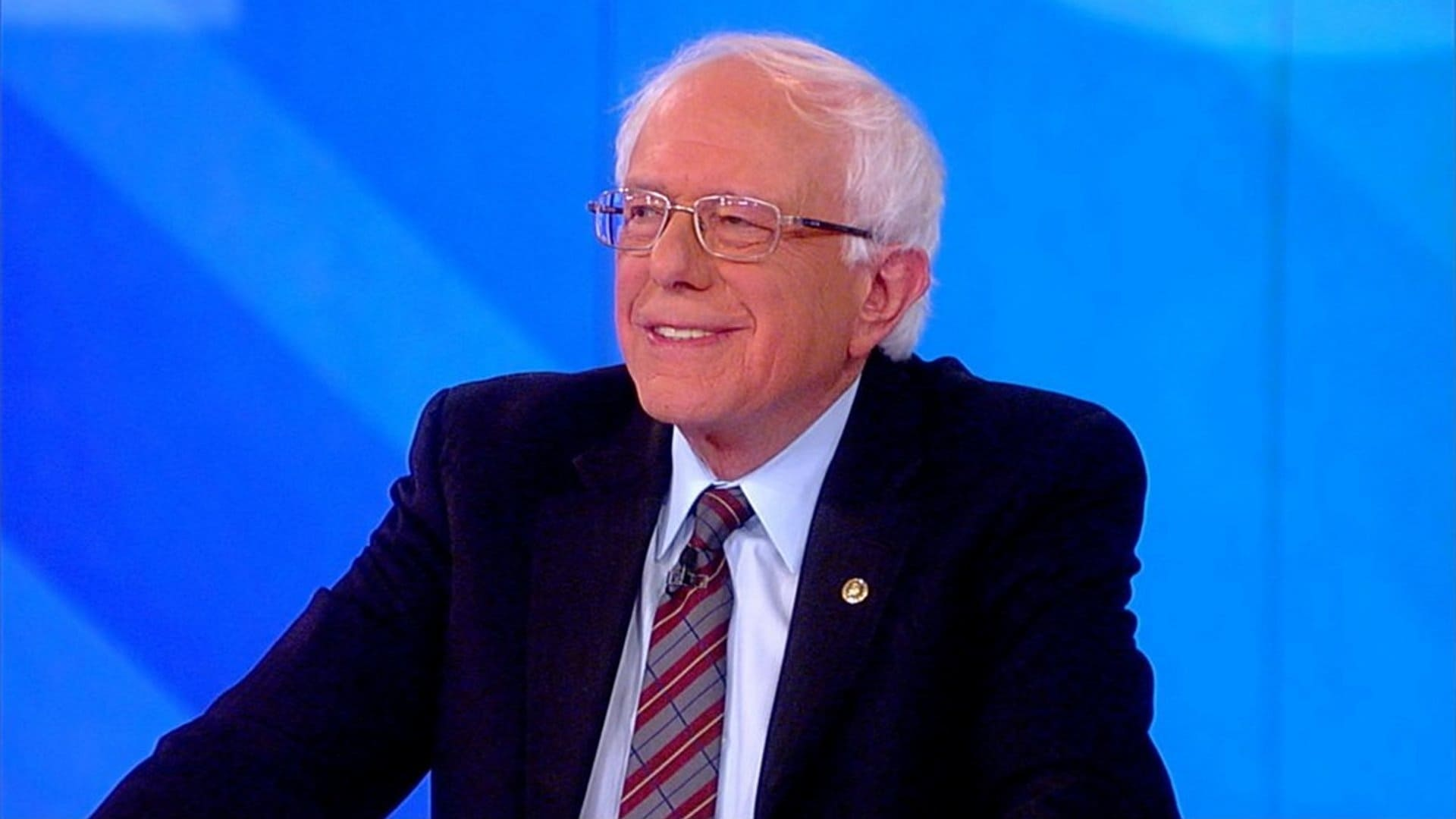 The View Season 22 :Episode 57  Bernie Sanders & Sean Hayes