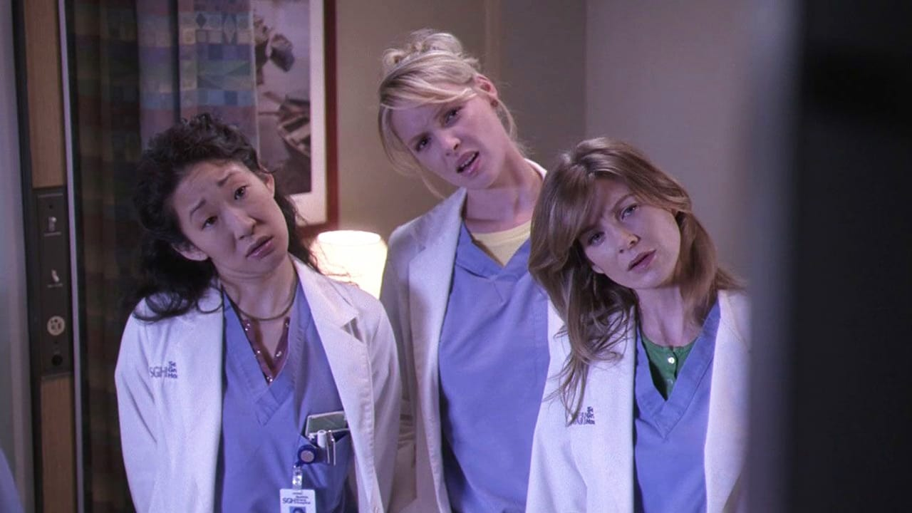 Grey's Anatomy Season 2 :Episode 5  Der Schmerz