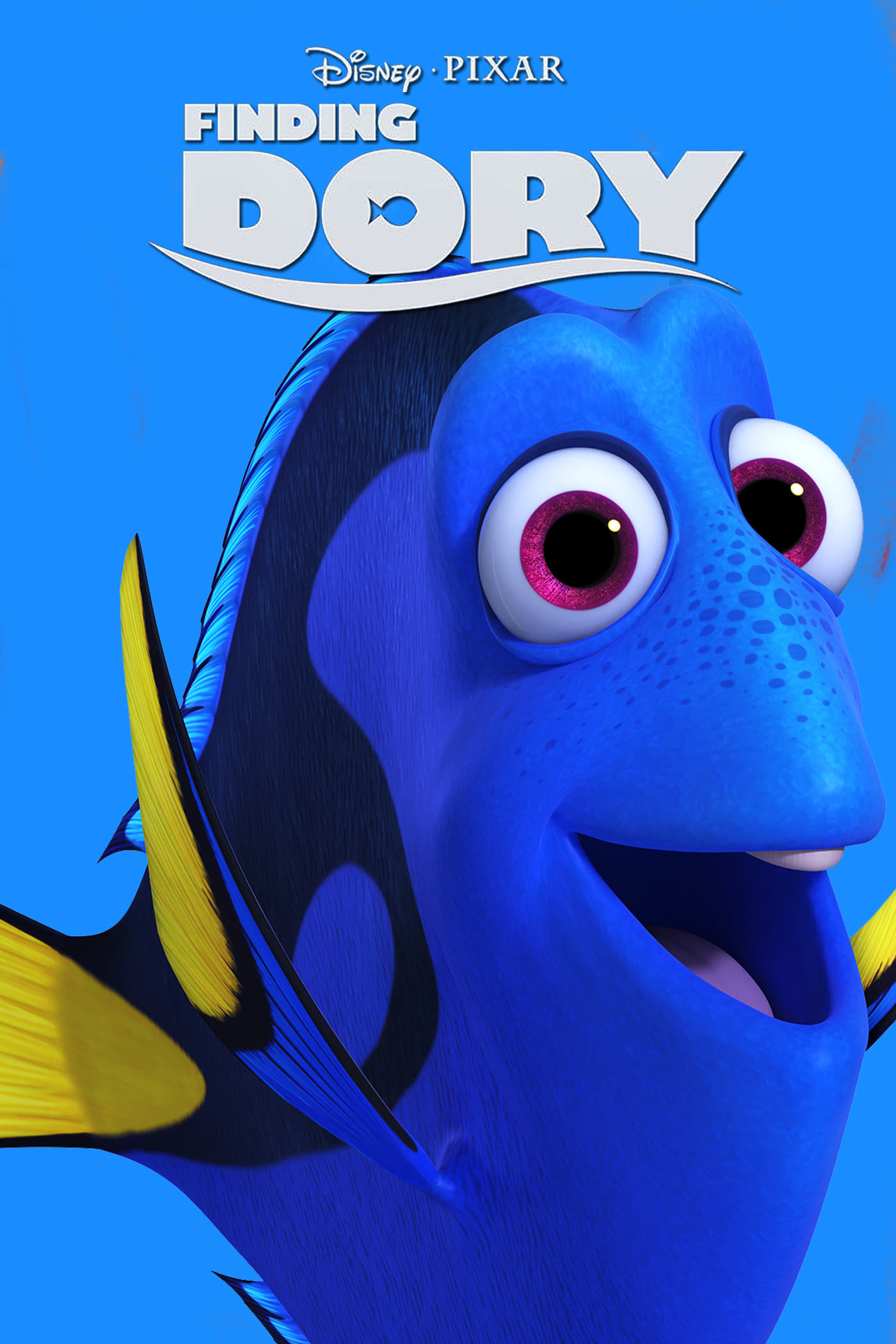 Finding Dory 2016 Posters The Movie Database Tmdb