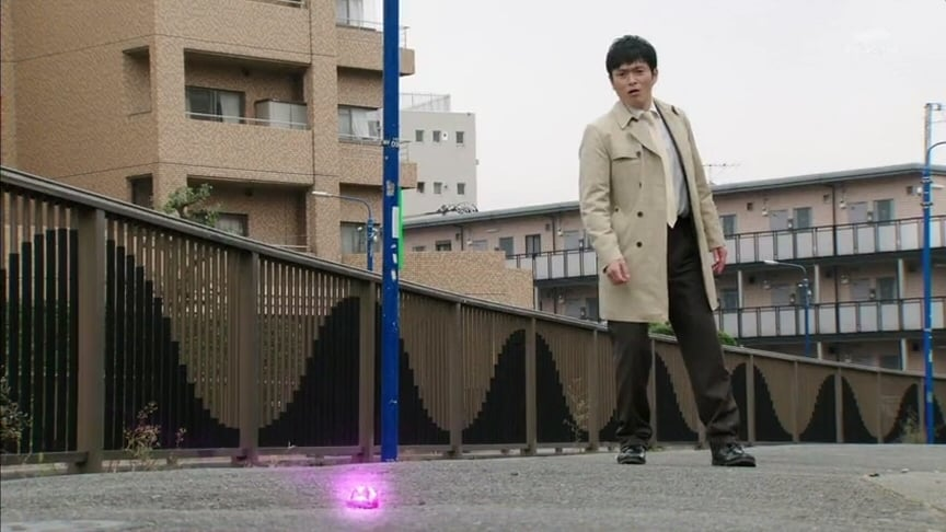 Kamen Rider Season 25 :Episode 19  What is a Detective Judged By?