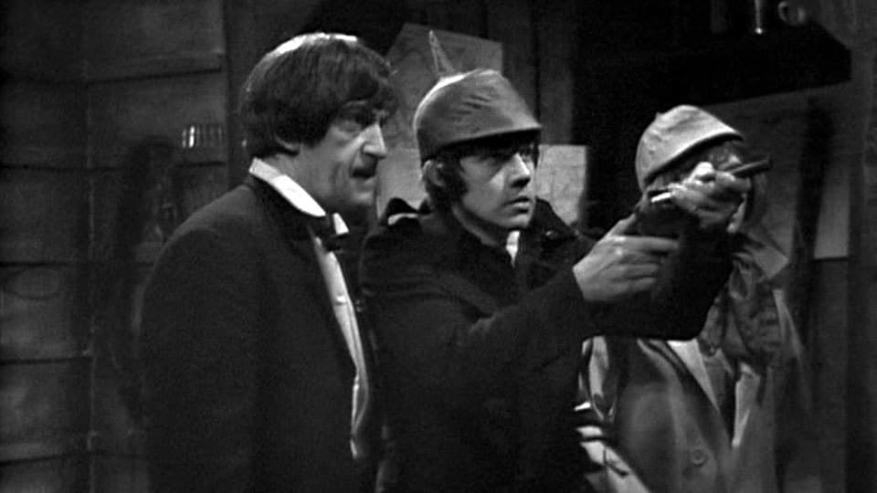 Doctor Who Season 6 :Episode 37  The War Games, Episode Three