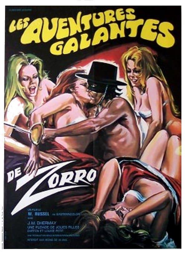 Ver Les aventures galantes de Zorro Online HD Español (1972)