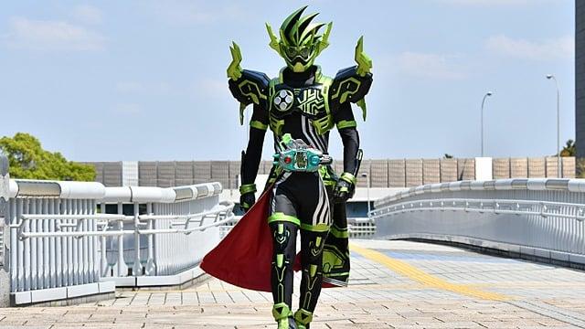Kamen Rider Season 27 :Episode 33  Company Reorganization!
