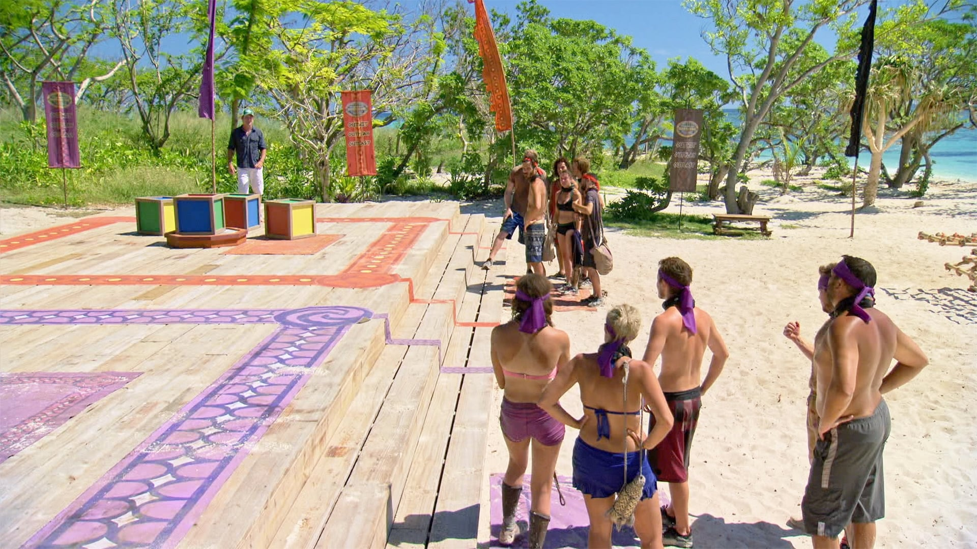 Survivor Season 33 :Episode 10  Million Dollar Gamble