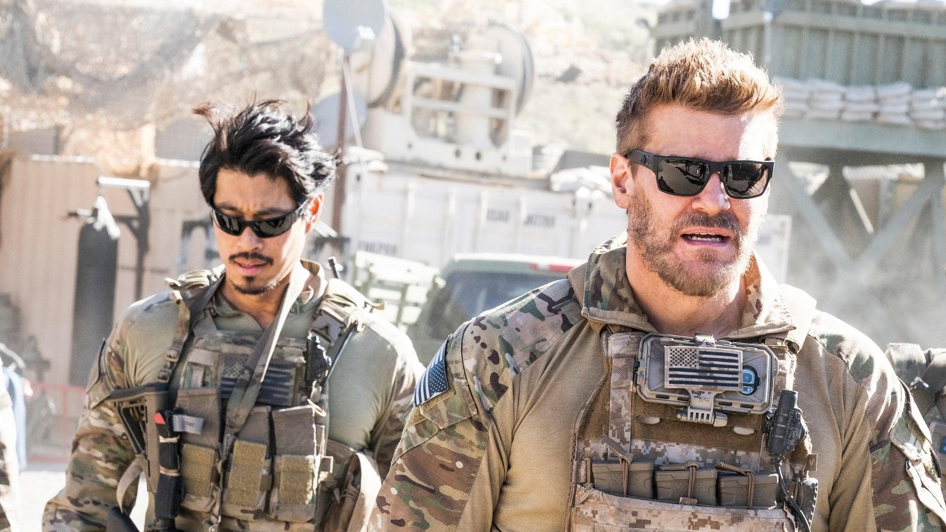 SEAL Team Season 3 :Episode 18  In the Blind