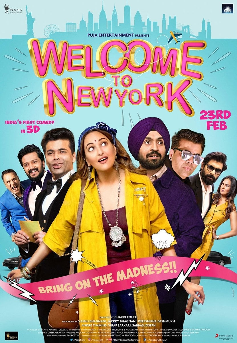 Ver Welcome to New York Online HD Español (2018)