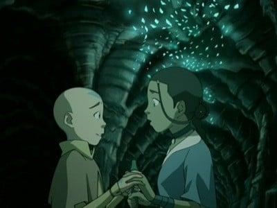 Avatar - Der Herr der Elemente Season 2 :Episode 2  Die Höhle der Verliebten