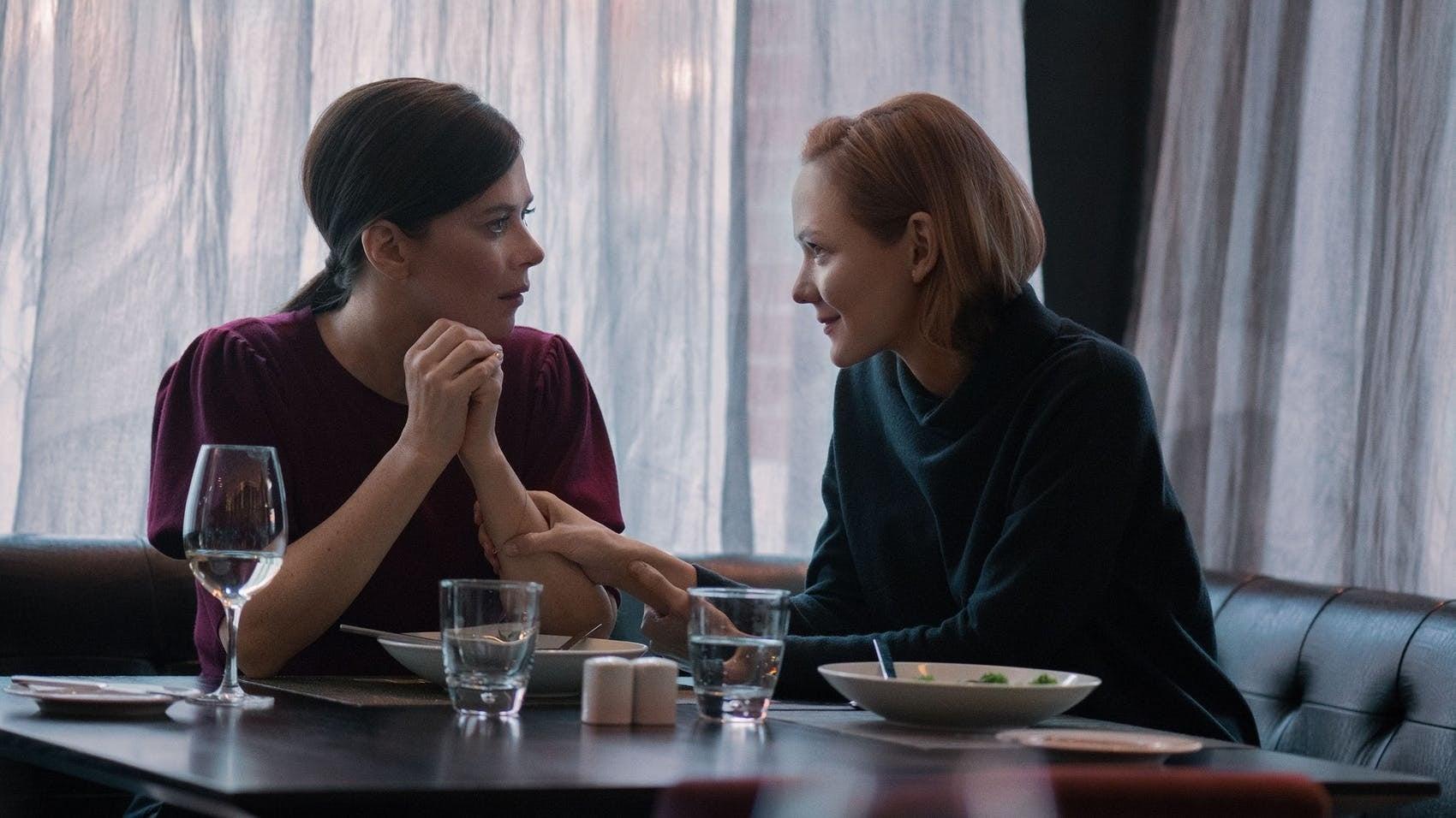The Girlfriend Experience Season 2 :Episode 9  Erica & Anna: Family