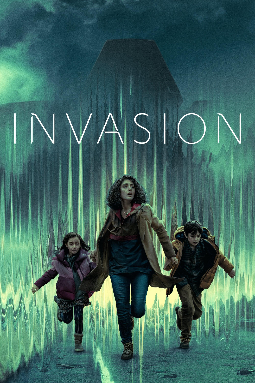 Invasion TV Shows About Alien