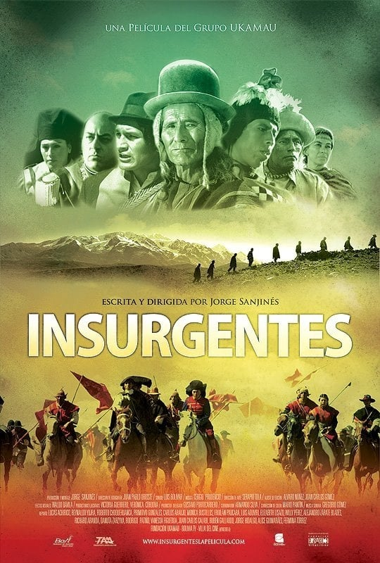 Ver Insurgentes Online HD Español (2012)