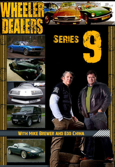 Wheeler Dealers Season 9