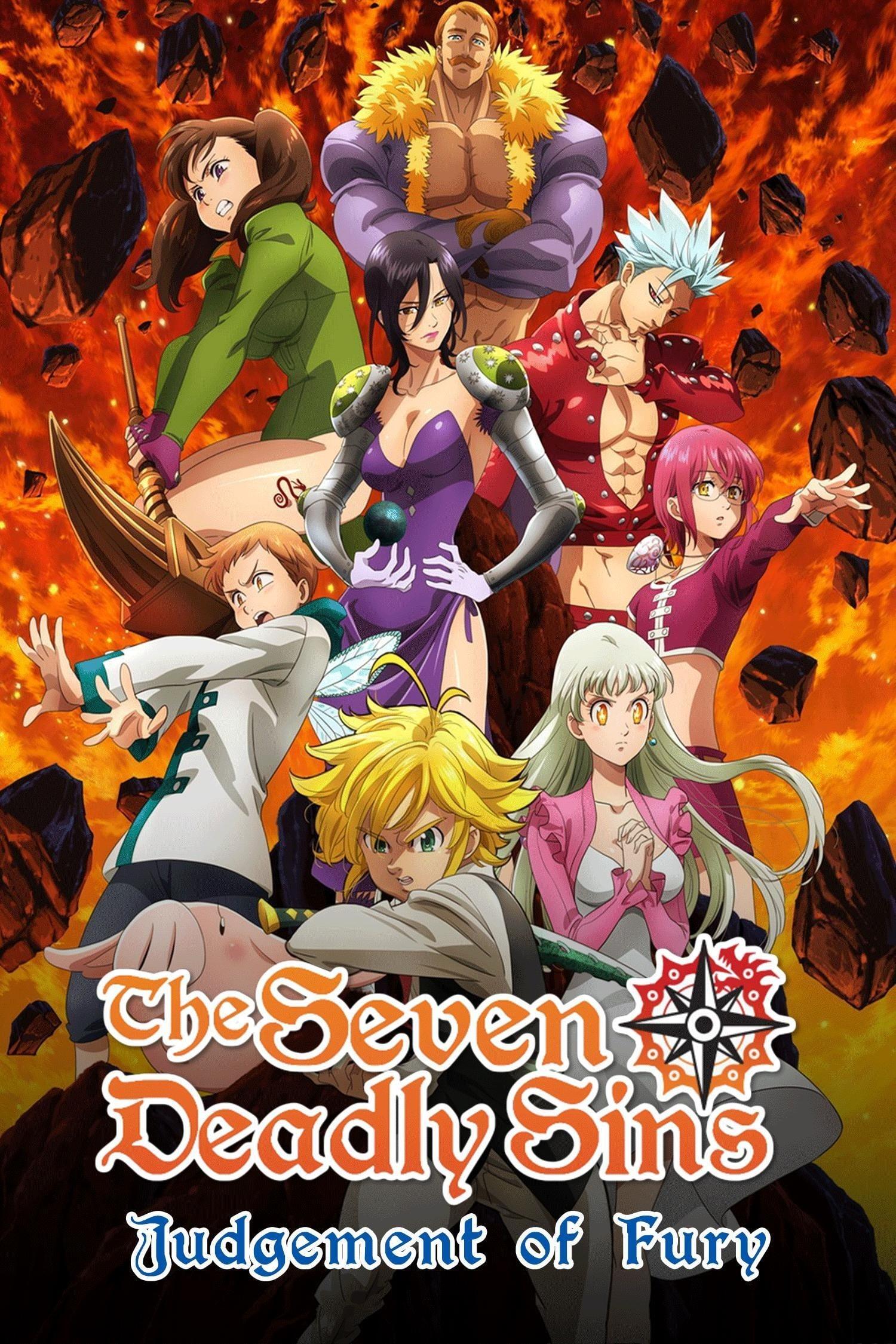 The Seven Deadly Sins Season 4