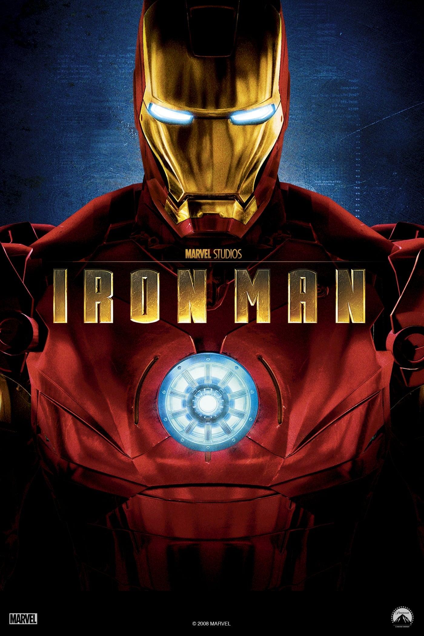 The Invincible Iron Man (2008)