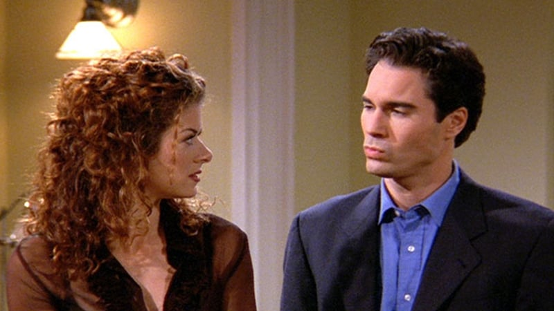 Will & Grace Season 1 :Episode 16  Yours, Mine Or Ours