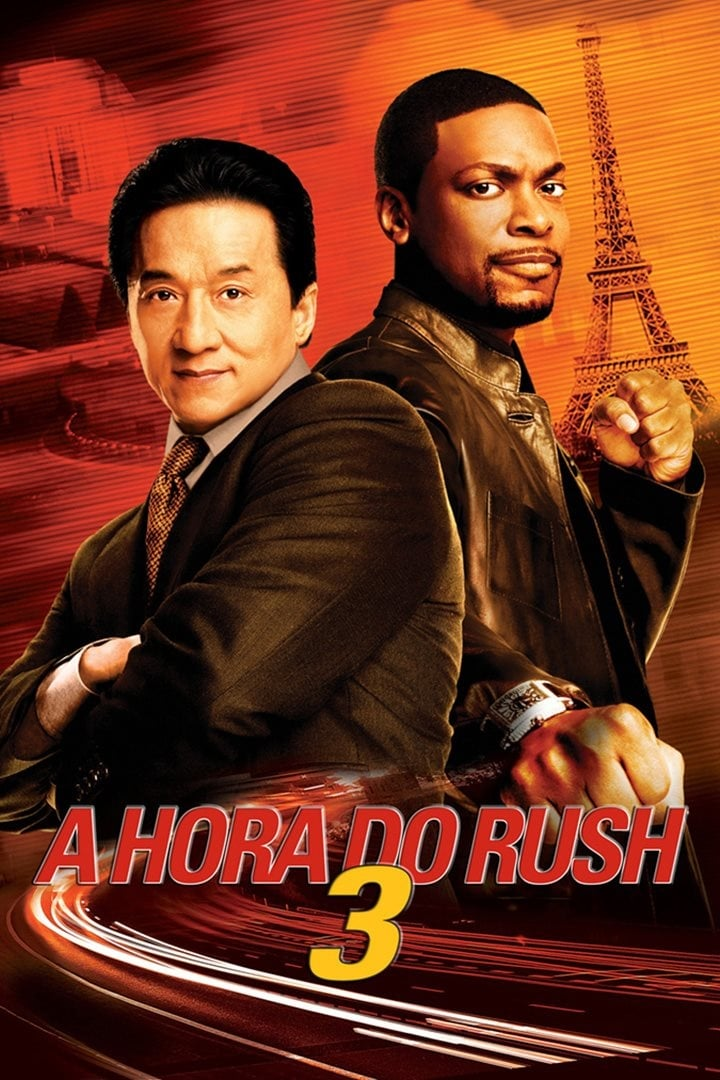 capa A Hora do Rush 3