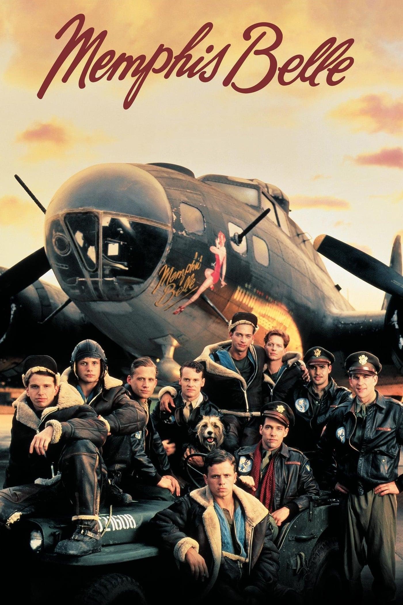 Memphis Belle – A Fortaleza Voadora Dublado