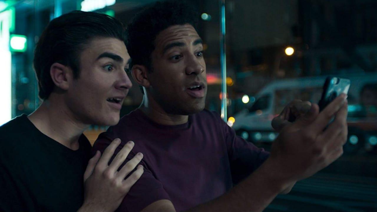 DESCARGAR The After Party (2018) pelicula completa en español latino 1080p