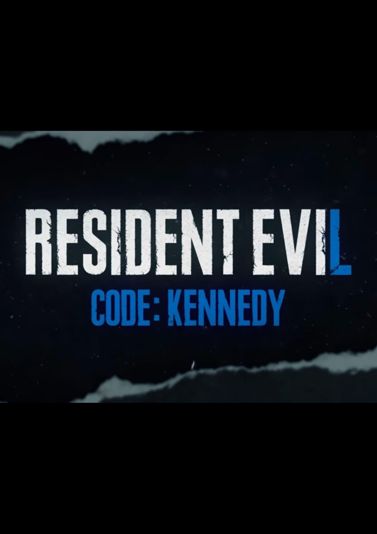 Resident Evil - Code Kennedy (2021)