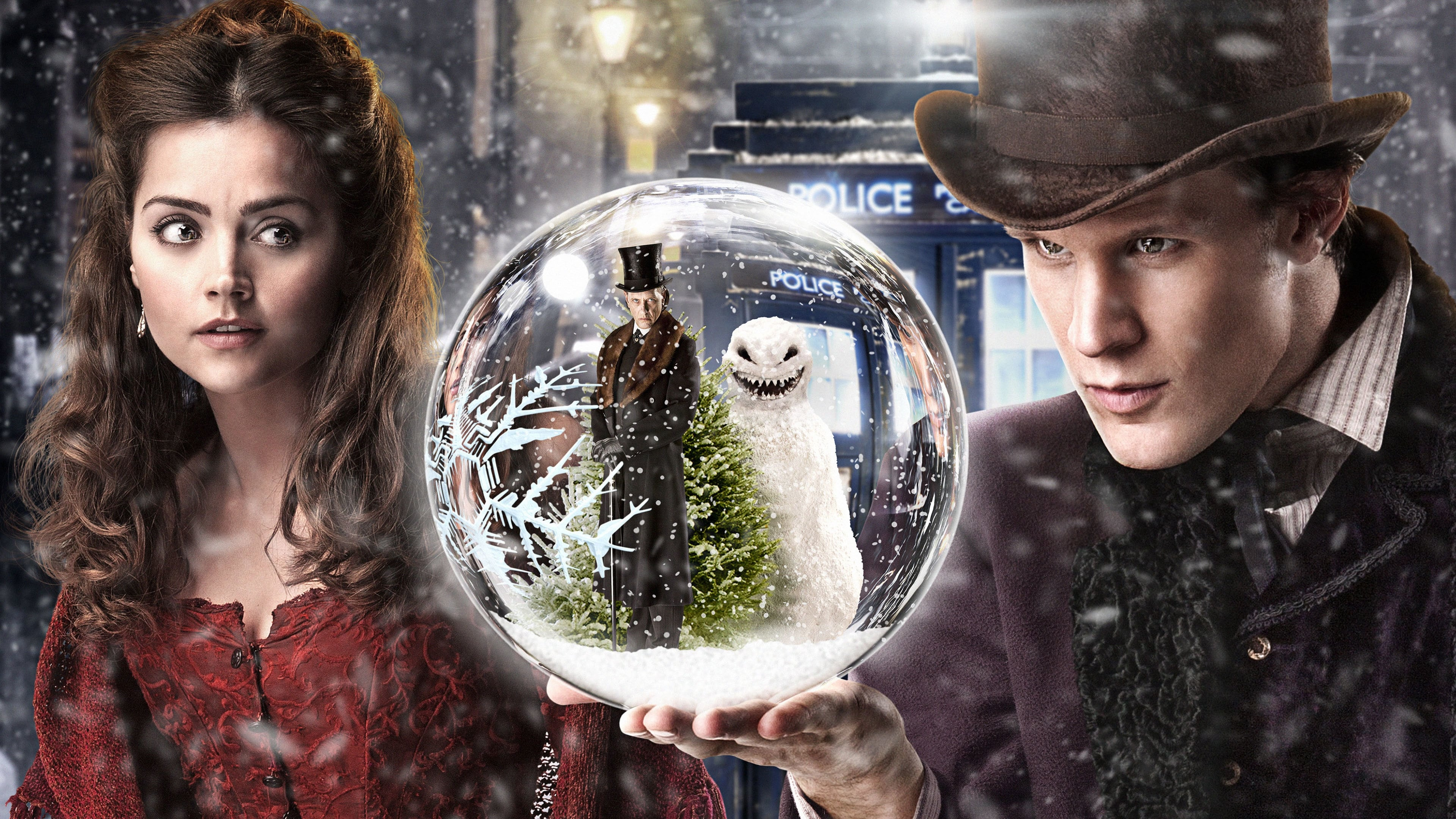 Doctor Who Season 0 :Episode 66  The Snowmen