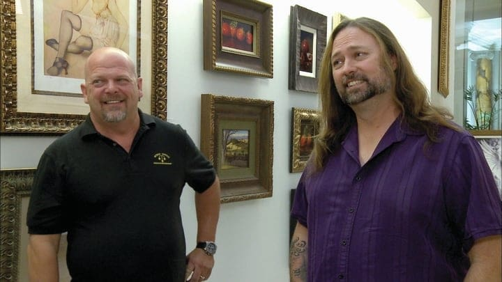 Pawn Stars Season 10 :Episode 11  Bo Knows
