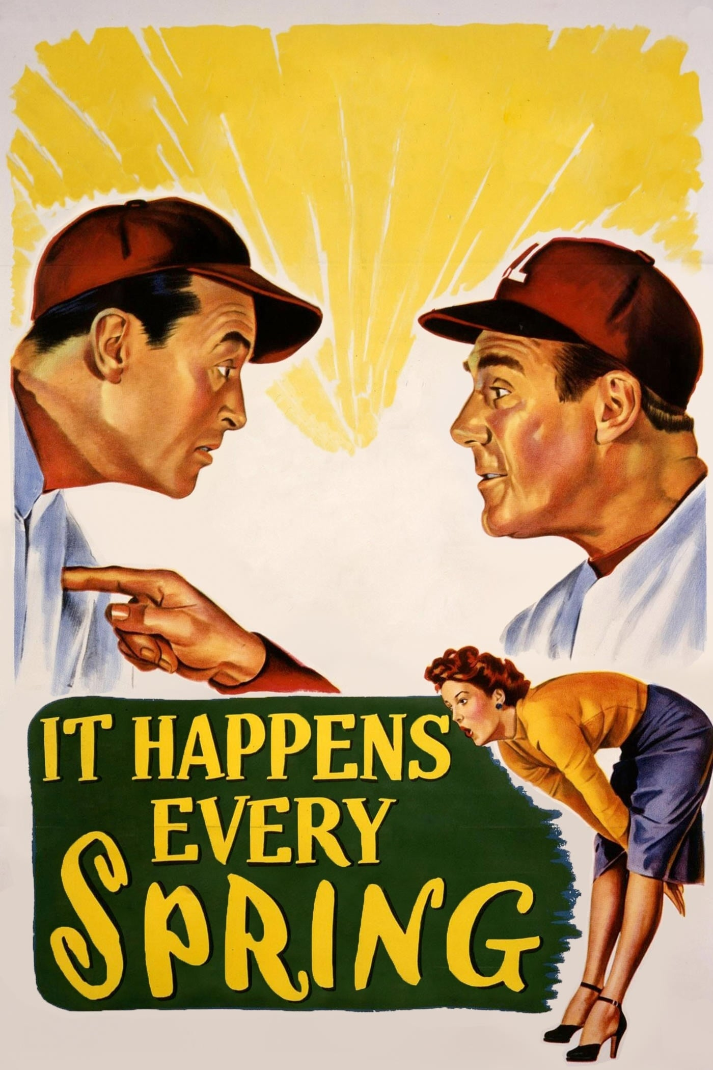It  Happens Every Spring (1949)