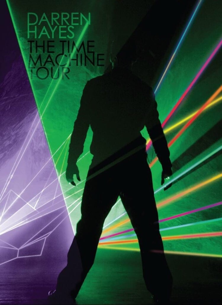 Darren Hayes: The Time Machine Tour (2008)